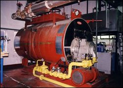 Industrial and Commercial Boiler Maintenance and Installation