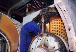 Industrial Boiler Repair for Steam and Hot Water Boilers